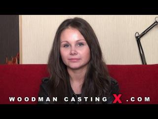 Woodman Casting X-Pierre Woodman  Liza Shay (from Russia)